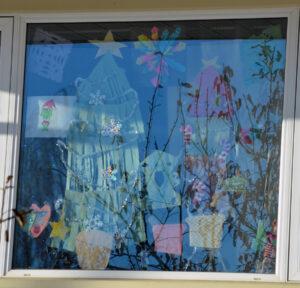 Window decorating